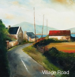 The Village Road - P010